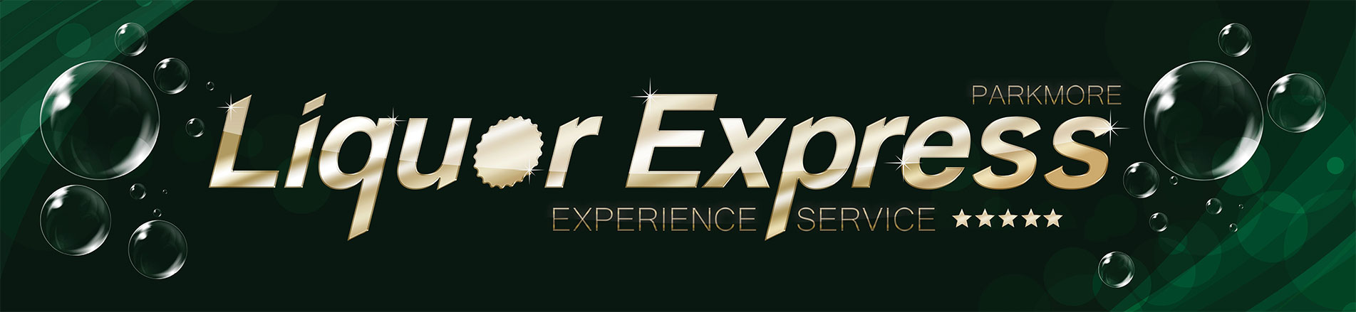 Welcome to Liquor Express- Experience Service!